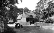Broughton, The Saye And Sele Arms 1922