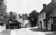 Broughton, the Village c1955
