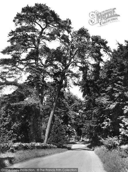 Broughton, The Warren 1921