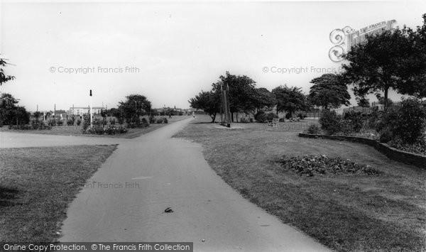 Brownhills, The Park c.1965