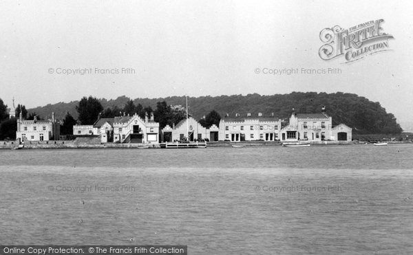 Brownsea Island, Castle 1904
