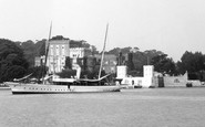Brownsea Island, Castle 1904