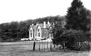 Brownsea Island, The Villa 1891