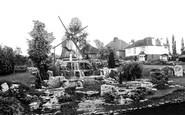 Broxbourne, Van Hage's Nurseries c.1960