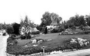 Broxbourne, Van Hage's Nurseries, High Road c.1965