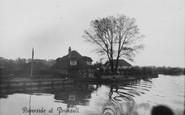 Brundall, Riverside c.1960