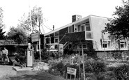 Brundall, The House At The Quay c.1965