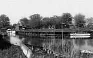 Brundall, The Quay c.1965