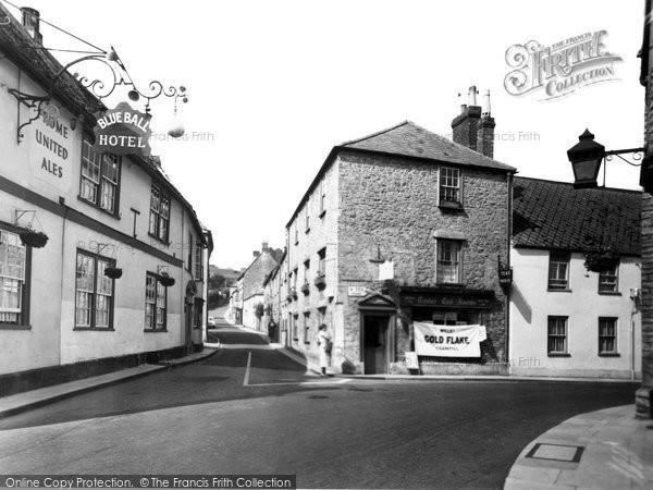 Bruton, Coombe Street c.1965