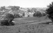 Bruton, General View c.1955