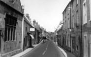 Bruton, High Street c.1960
