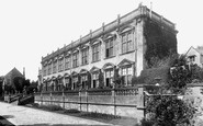Brympton, Brympton D'evercy House 1900