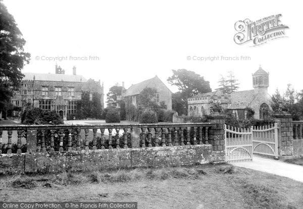 Brympton, House 1900