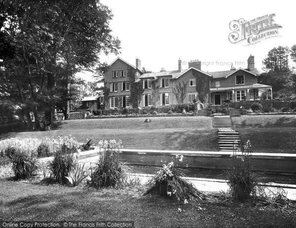 Bryn Llwelyn, Home Of St Francis 1931
