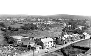 Brynamman, General View c.1955