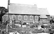 Brynamman, St Catherine's Church c1955