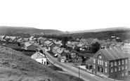 Brynamman, The Village c.1955