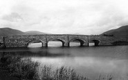 Bryncrug, Dysynni Bridge 1892