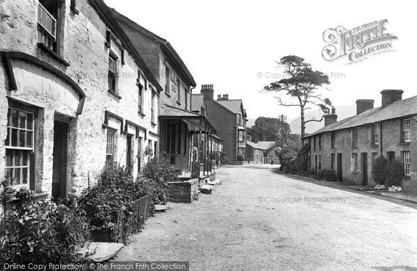 Bryncrug, Mary Jones Cottage 1921