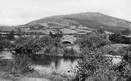 Bryncrug, Pont Velindre 1921