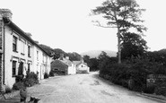 Bryncrug, the Village 1895