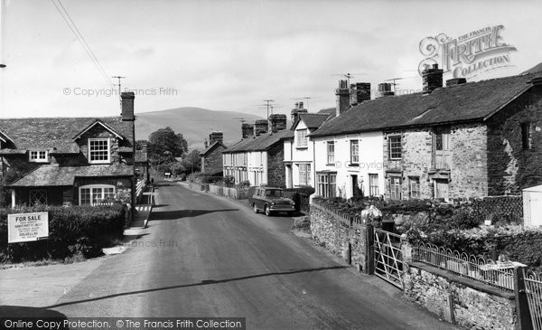 Bryncrug, The Village c.1960