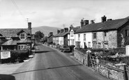 Bryncrug, the Village c1960