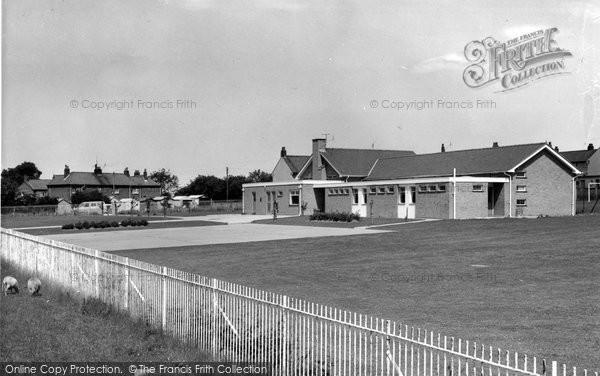 Brynford, The School c.1960