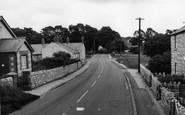 Brynford, The Village c.1960