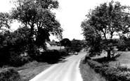 Brynford, Village c.1960