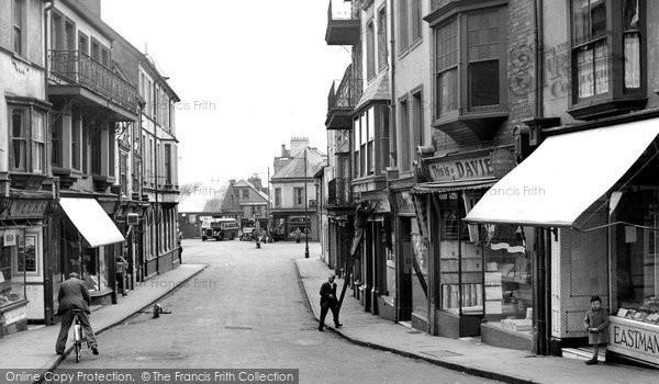 Brynmawr, Beaufort Street c.1955