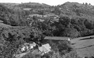 Brynmawr, Clydach Valley c.1955