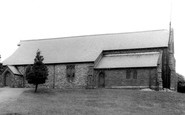 Brynmawr, St Mary's Church c1965