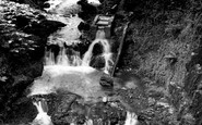 Brynmawr, The Waterfalls c.1950