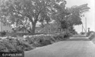 Brynteg, Post Office c.1955
