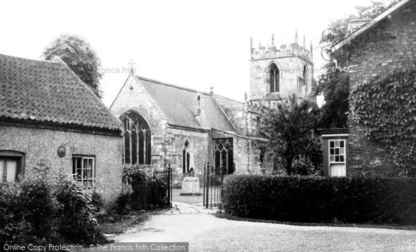 Bubwith, The Church c.1955