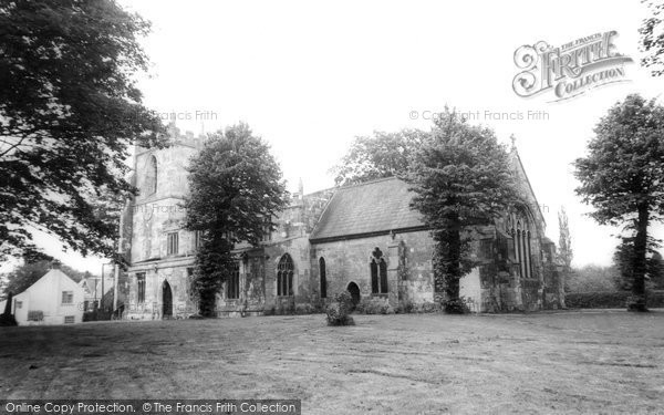 Bubwith, The Church c.1960