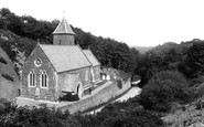 Buck's Mills, St Andrew's Church 1906