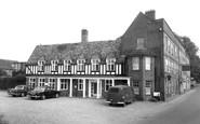 Buckden, George Hotel c.1960