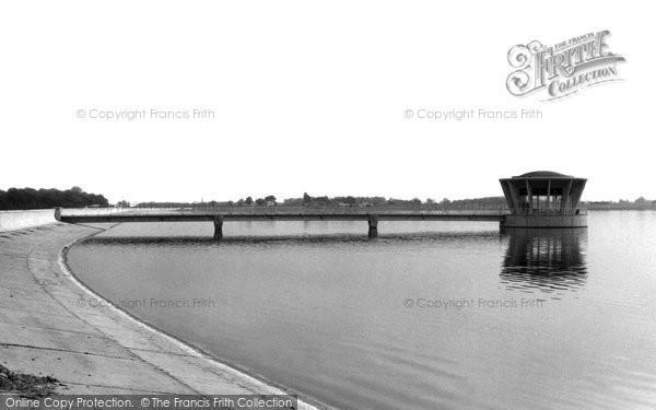 Buckden, Grafham Reservoir c.1960