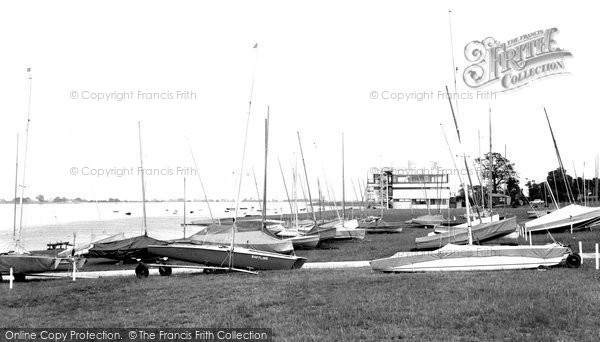 Buckden, Grafham Water c.1965