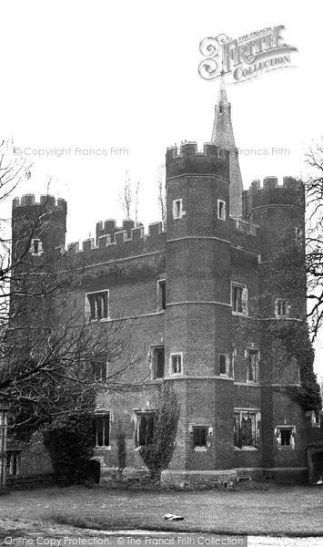 Buckden, Great Tower c.1950