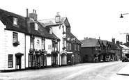 Buckden, High Street c.1950