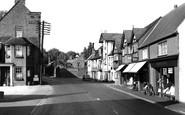Buckden, High Street c.1955