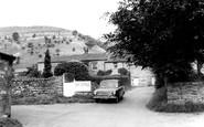 Buckden, Ivy Cottage c.1965