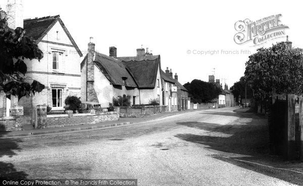 Buckden, Offord Road c.1960