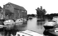 Buckden, The River Ouse c.1960
