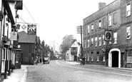 Buckden, The Village c.1950