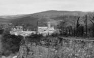 Buckfastleigh, Abbey  c.1960