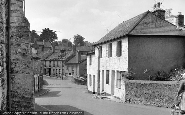 Buckfastleigh, Bridge Street c.1960